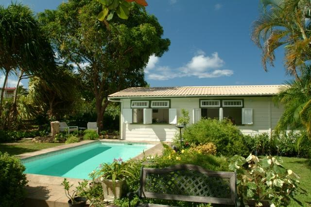 Swimming pool and Suite 1 - Almond Suites Apartments- a safe and tranquil haven - Oistins - rentals