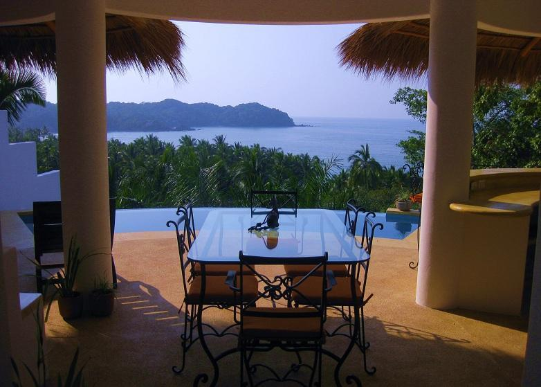 23ft HEATED* INFINITY POOL-Stunning OCEAN VIEWS - Image 1 - Sayulita - rentals