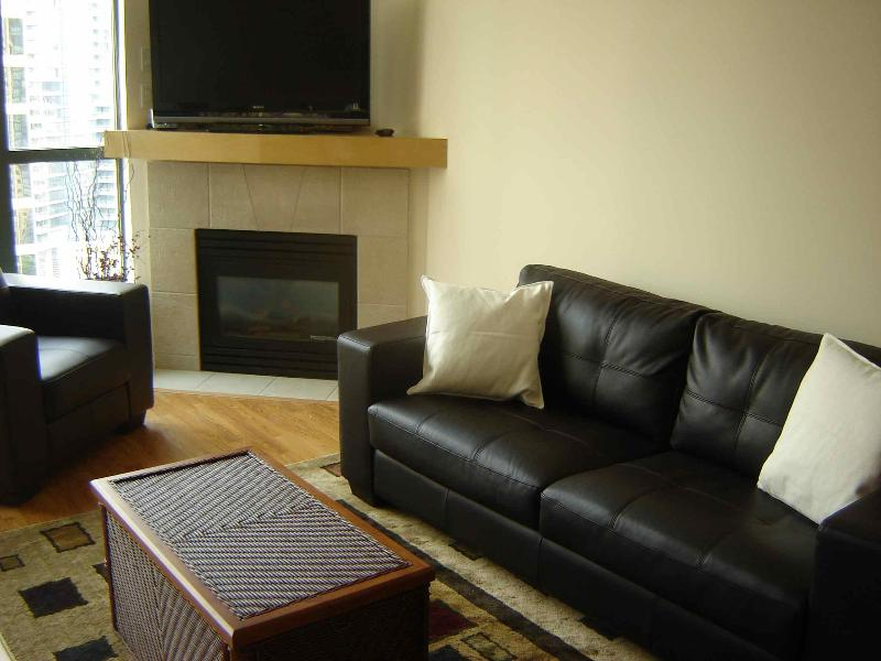 Executive Suite, Coal Harbour, Downtown Vancouver - Image 1 - Vancouver - rentals