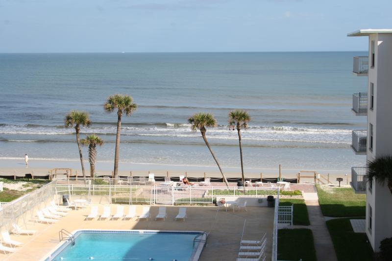Our Amazing View - 1/1 Oceanfront Condo with Great Fall Rates! - New Smyrna Beach - rentals