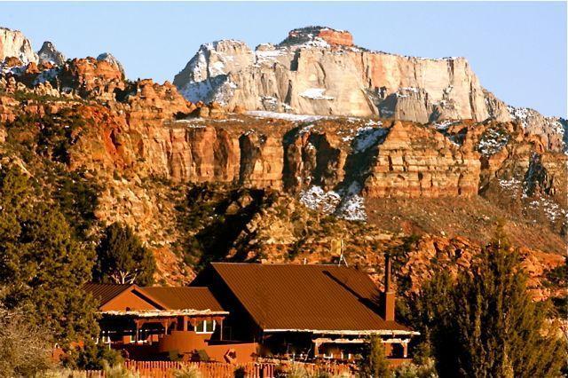 Zion Estate: View towards Southeast (Zion's