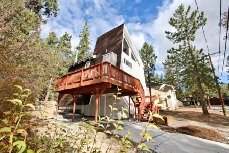 Kreger's Kabin #1310 - Image 1 - Big Bear Lake - rentals