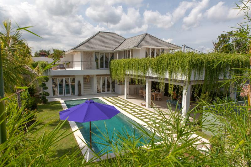 GENERAL VIEW - Awarded winer 4BR villa 5 minuts from seminyak - Seminyak - rentals