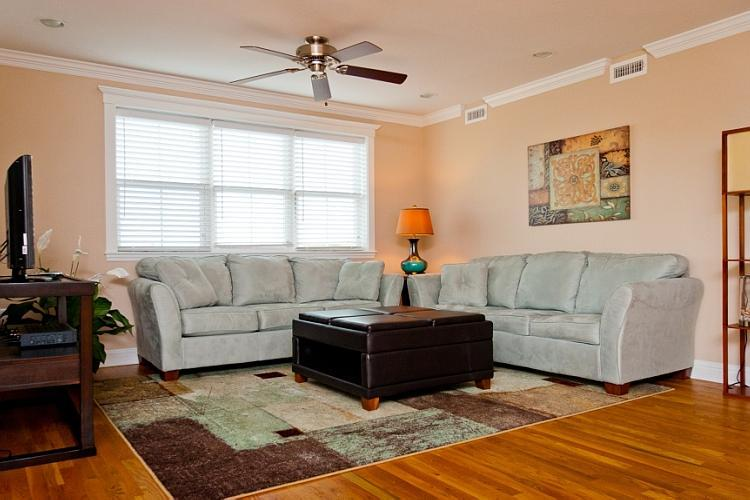 Beach Baby - New Penthouse 1/2 block from beach - Image 1 - Tybee Island - rentals