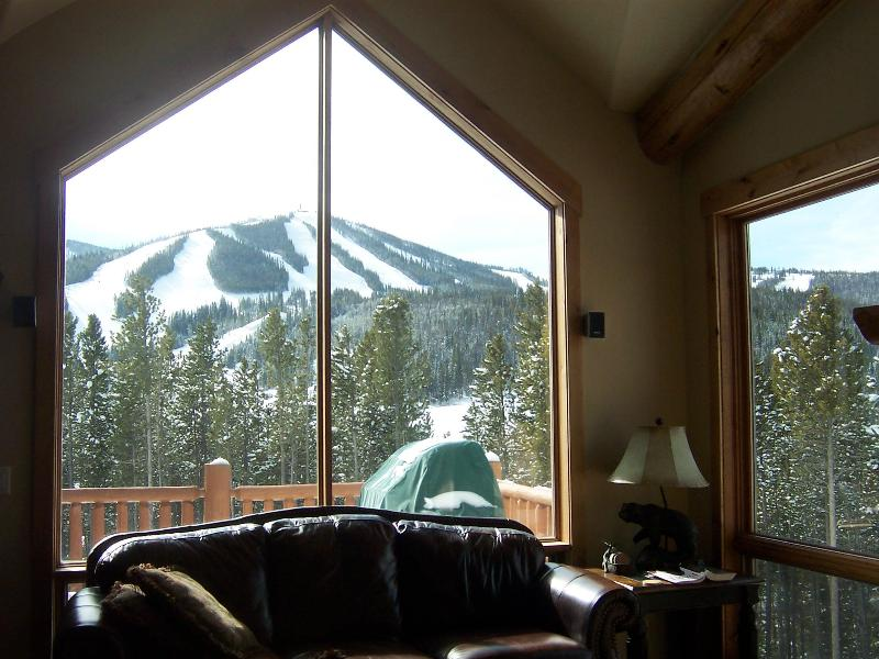 How's the view? - BEST Value Luxury Townhome in Lakota - Winter Park - rentals