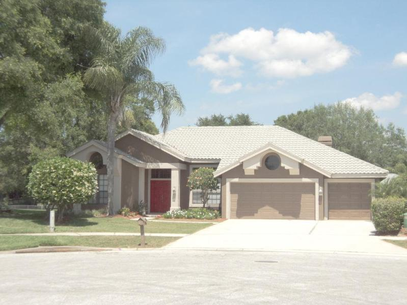 The Pine Warbler Home on a quiet cul-d-sac - Pine Warbler Home, Luxury 4 Bdrm 2-1/2 Bath W/Pool - Clearwater - rentals