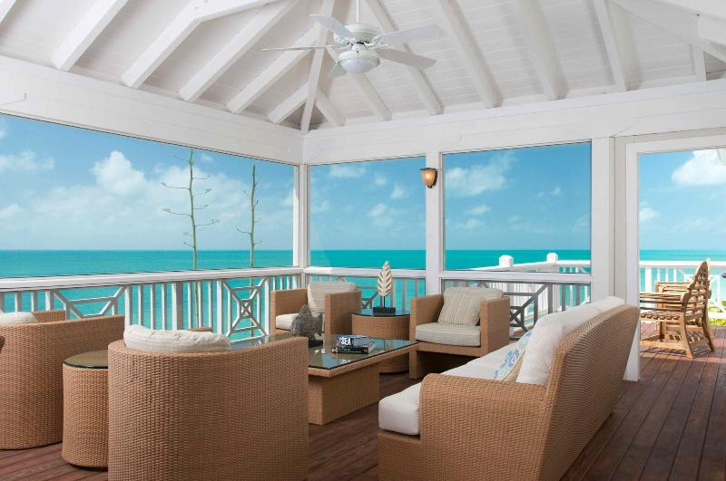 Welcome to Villa Calypso! - Oceanfront Paradise Steps to the Beach! - Providenciales - rentals