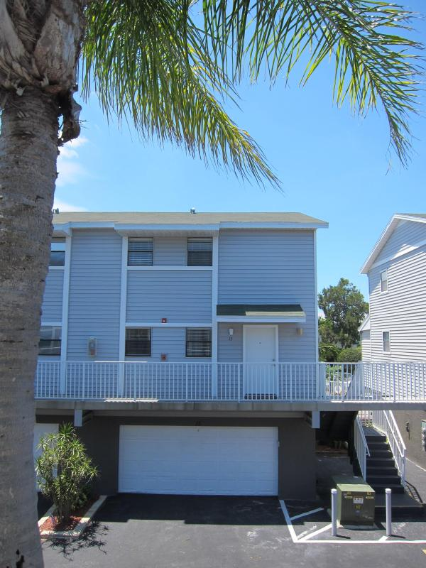 Our lovely Condo - Quiet and relaxing Condo with 2 car garage - Indian Shores - rentals
