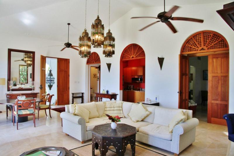 Entrance, Living Room - Casa Colina - Rincon - rentals
