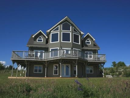 A stunning home with an amazing view. - Southwest Breakers, Luxury Oceanfront, Nova Scotia - Rockland - rentals
