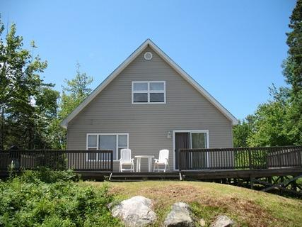 Rivers End Cottage is located on the Port Mouton Bay a short 5 minute drive to Summerville Beach. - Rivers End Cottage, Summerville, Nova Scotia - Port Mouton - rentals