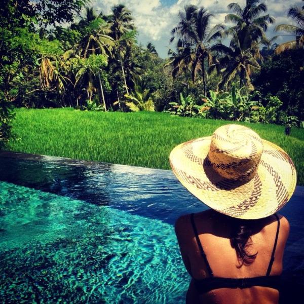 Eat, pray, love - stunning Pool Villas near Ubud! - Image 1 - Ubud - rentals