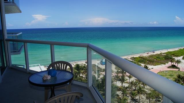Beautiful  Miami Beach Oceanfront Condo For Rent - Image 1 - Miami Beach - rentals