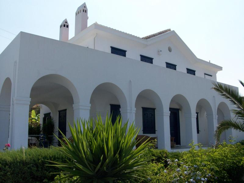 View from the front - Villa Isadora - Spetses - rentals