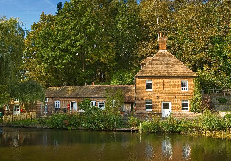 Keeper's House Exterior - Keeper's House at Leeds Castle - Maidstone - rentals