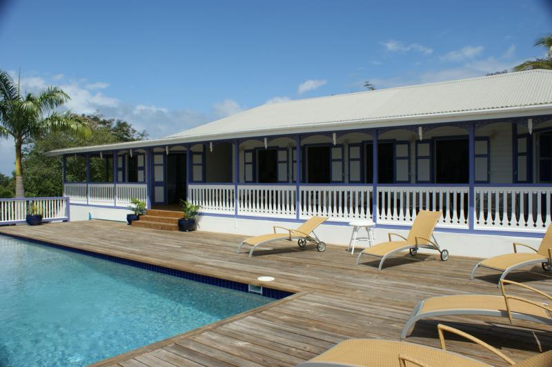 Charming Wooden House with Massive - Wonderful, Wooden Charming Caribbean Villa - Nevis - rentals