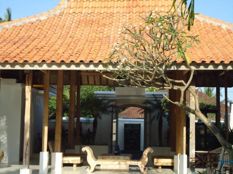 living room - Villa Mahamaya - Canggu - rentals