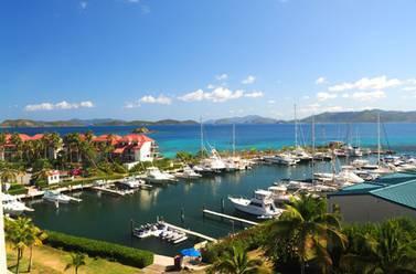 One Bedroom Suite, Queen Ocean Sapphire Village - Image 1 - Saint Thomas - rentals