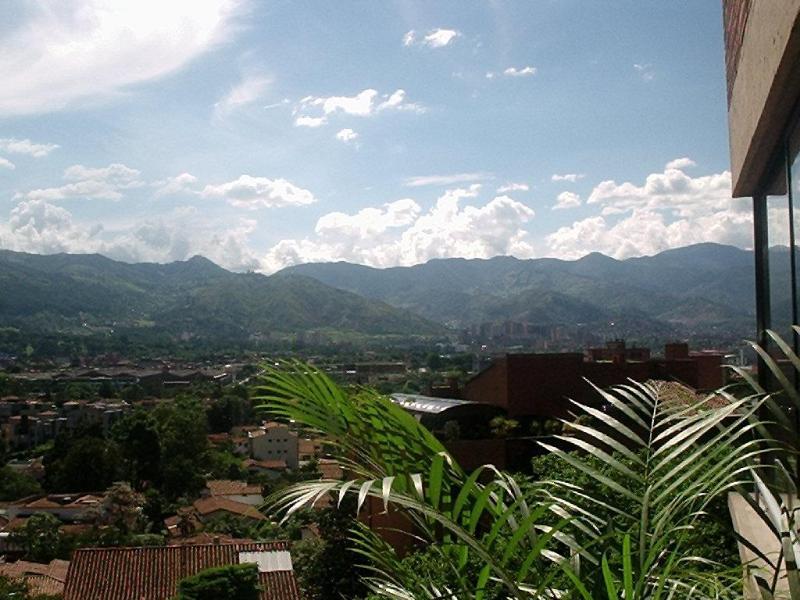 View from BRs - Zona Viva Medellin el Poblado Penthouse - Medellin - rentals