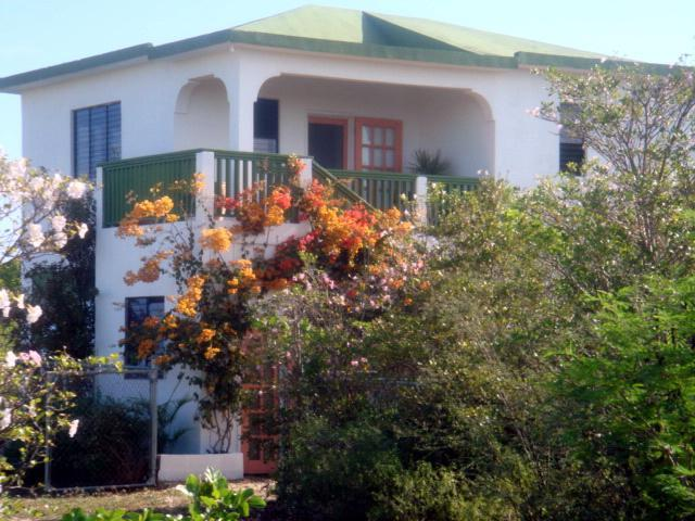 Outside View of Cottage - 1,000 sq. ft. Cottage in Shoal Bay Village - Shoal Bay Village - rentals
