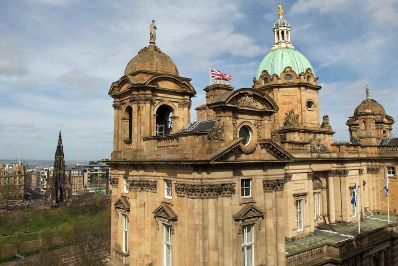 Views from Bedroom - Blackie House - Edinburgh - rentals