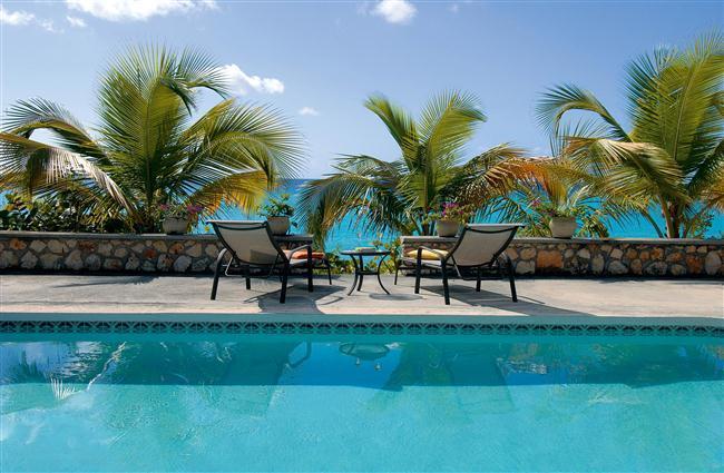 Baie Longue Beach House at Terres Basses, Saint Maarten - Beachfront, Ocean View, Pool - Image 1 - Terres Basses - rentals