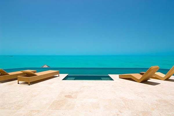 The ultimate in luxury, this villa is located in Turtle Tail with spectacular ocean views. IE BAL - Image 1 - Turtle Tail - rentals