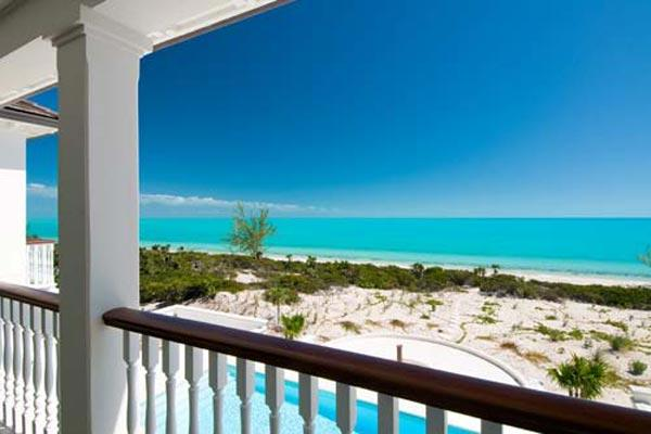 This new, beachfront villa on Long Bay Beach sits on 2.2 acres, for uninterrupted Caribbean Sea vistas. IE LON - Image 1 - Turks and Caicos - rentals