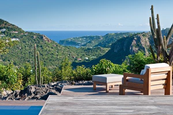 Luxurious & vast 3 bungalow villa with maximum privacy WV ECG - Image 1 - Gouverneur - rentals