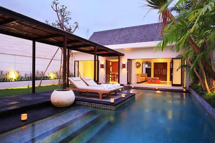 Villa Illam - 2 Bedroom Private Villas - Image 1 - Seminyak - rentals