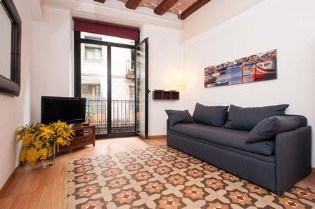 Liceu Loft Studio B1 - Image 1 - Barcelona - rentals