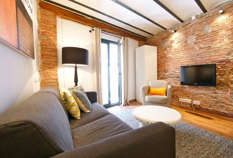 Borne Basilica Deluxe Loft D - Image 1 - Barcelona - rentals