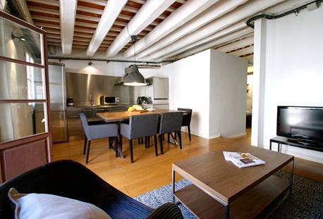 Gothic Loft Deluxe D - Image 1 - Barcelona - rentals
