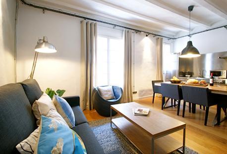 Gothic Loft Deluxe C - Image 1 - Barcelona - rentals