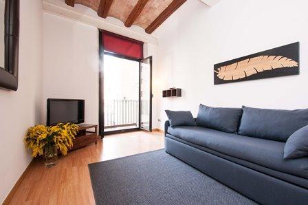 Liceu Loft Studio D2 - Image 1 - Barcelona - rentals