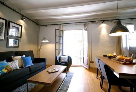 Gothic Loft B - Image 1 - Barcelona - rentals