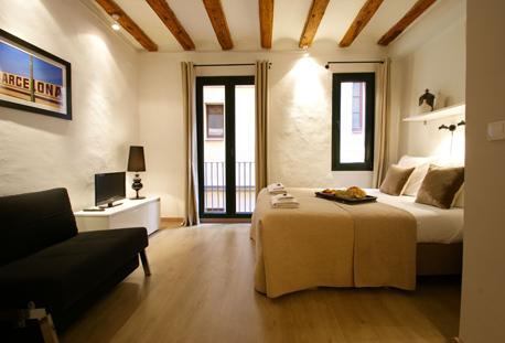 Borne Basilica Loft B - Image 1 - Barcelona - rentals