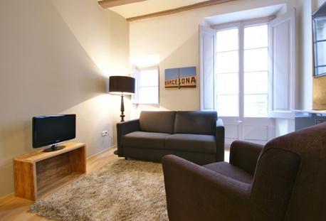 Ramblas Studio B - Image 1 - Barcelona - rentals