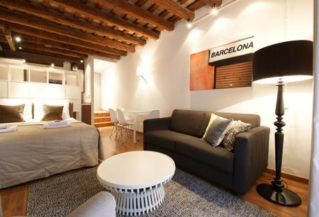 Borne Basilica Deluxe Loft B - Image 1 - Barcelona - rentals