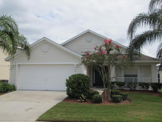 2702 PL 4 Bdrm, 3 Bath, Wi-Fi, Lake View,  Pool - Image 1 - Orlando - rentals