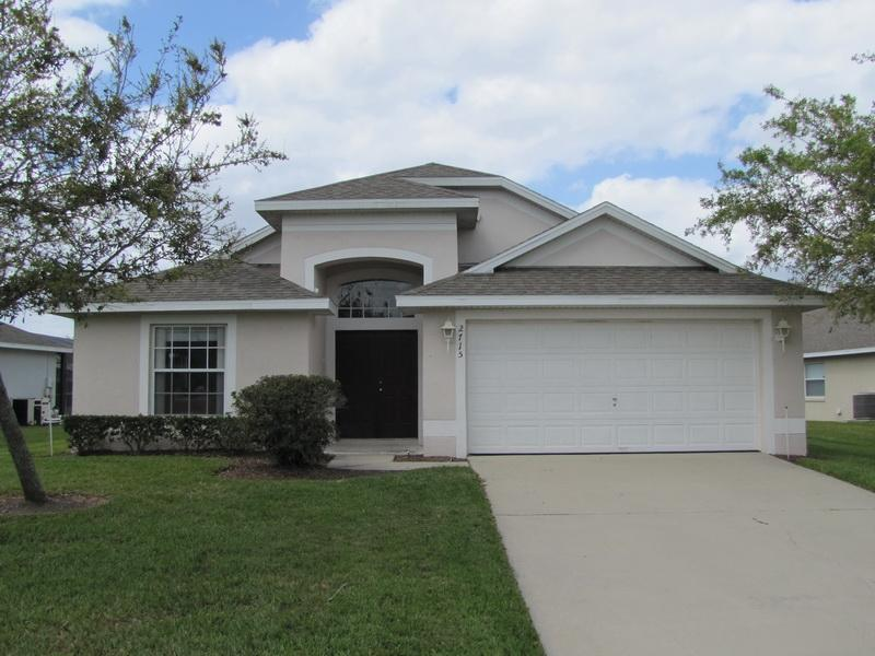 2715 PL  3 Bedrooms, 2 Bathrooms, Wi-Fi, 200 Channel Digital TV, Screened in Pool - Image 1 - Orlando - rentals