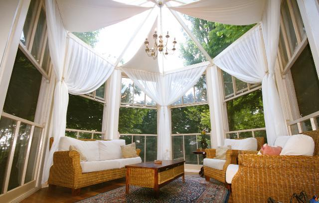 Light airy conservatory - Lavender Majestic - Katoomba - rentals