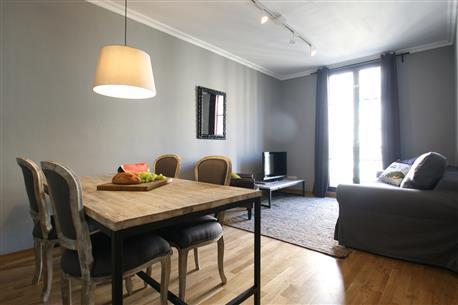 Paseo de Gracia Deluxe A - Image 1 - Barcelona - rentals