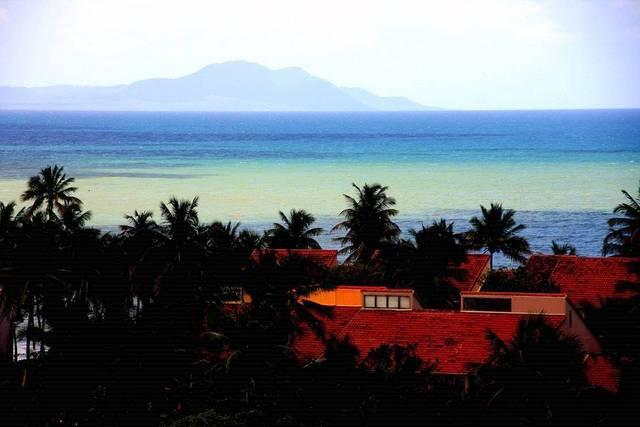 View from Balcony - Breathtaking Ocean View Condo w/ 3 bdrms in Palmas - Humacao - rentals