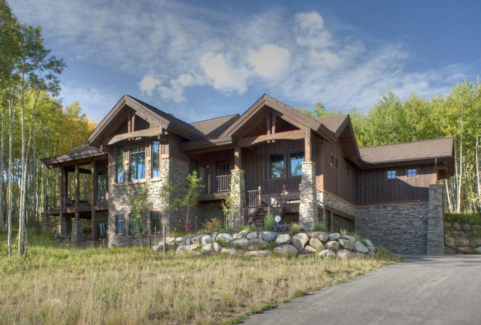 Newly Built Luxury Home with Hot Tub - New Custom Luxury Home in Eagles Nest Golf Course - Silverthorne - rentals
