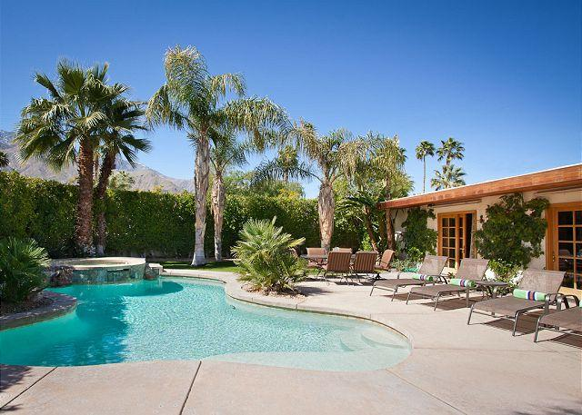 Pool - Buena Vista House~SPECIAL TAKE 20%OFF ANY 5NT STAY THRU AUG - Palm Springs - rentals