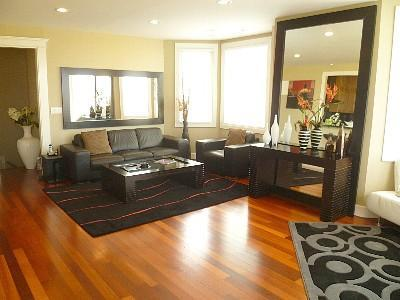 Large, Open, and Contemporary Living Area - Luxurious Nob Hill Flat with Amazing Views! - San Francisco - rentals