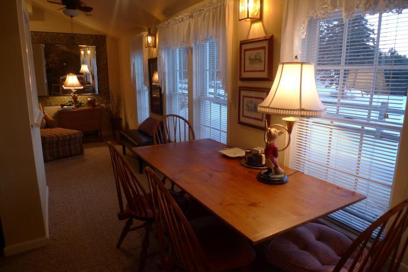 pocono Cottage / mountain view in the Poconos , Pa - Image 1 - Bear Creek - rentals