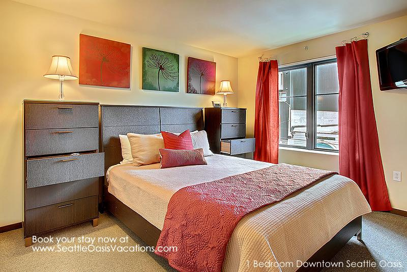 1 Bedroom, Downtown Seattle Oasis-Fantastic Location! - Image 1 - Seattle - rentals