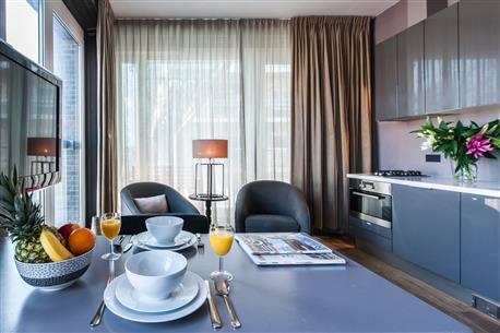 City Park Apartment I - Image 1 - Amsterdam - rentals